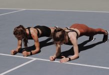 Equipment-free workout