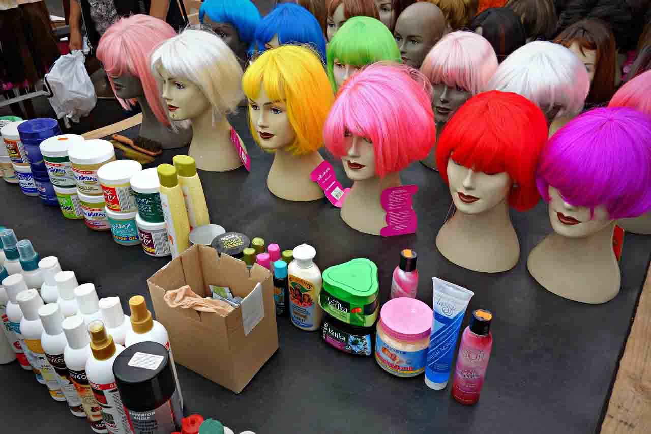 Kriyya Blonde Human Hair Wigs