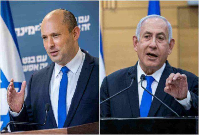 Netanyahu and Bennet