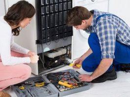 Refrigerator Repair Technician