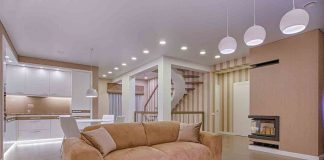 Security Lighting for Home