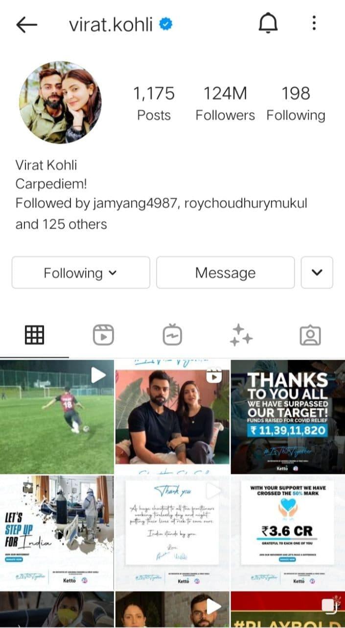 How to Verify Instagram Account