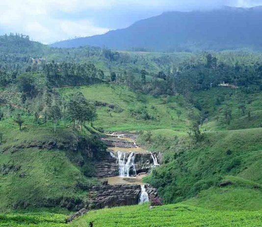 St. Clair's Falls - Sri Lanka
