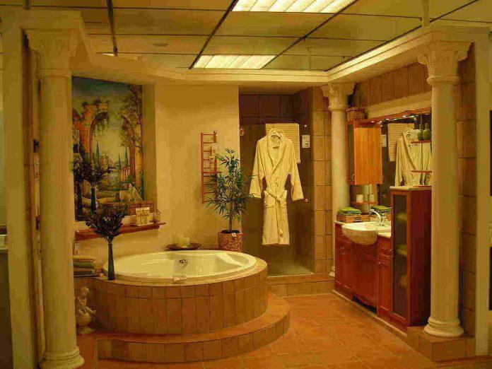 حمامات أنيقة