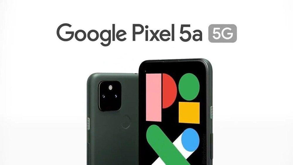 Google Pixel 5a 5G Smartphone
