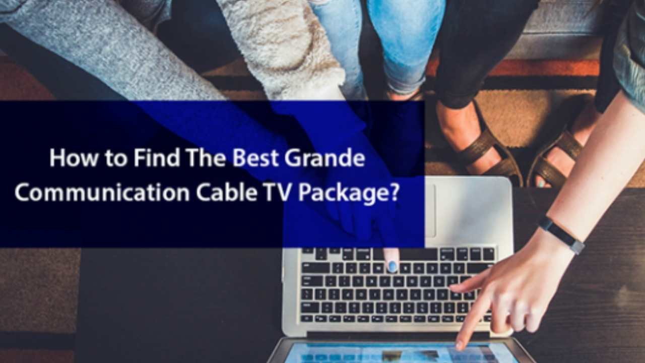 Grande Communication Cable TV Package / 1