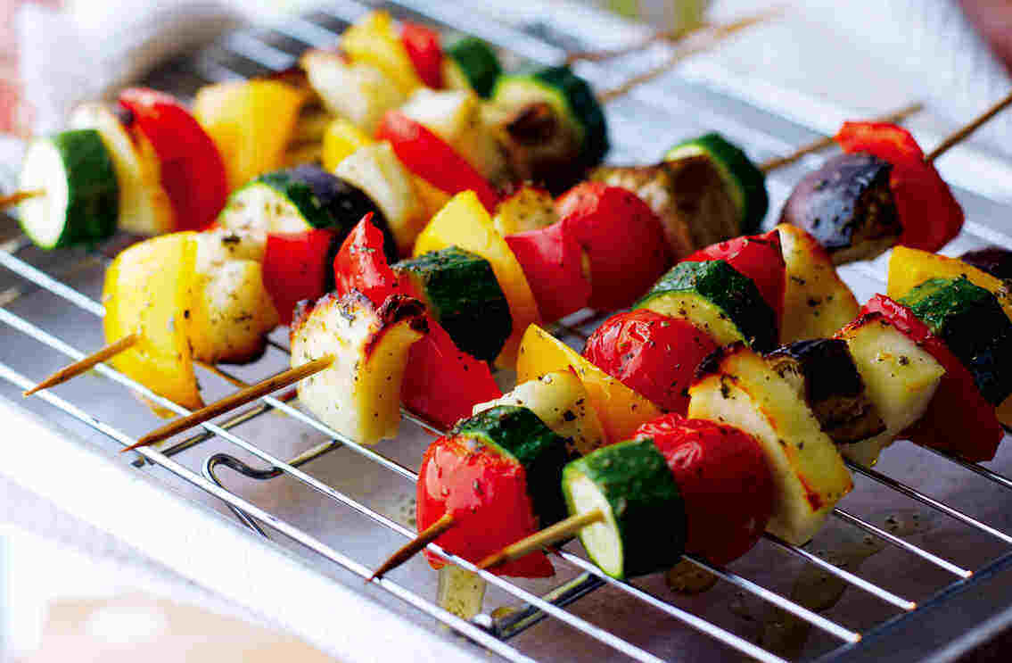 Vegetarian Kebab Recipes