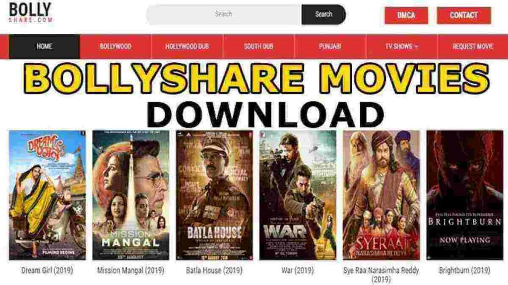 Bollyshare Movies Download
