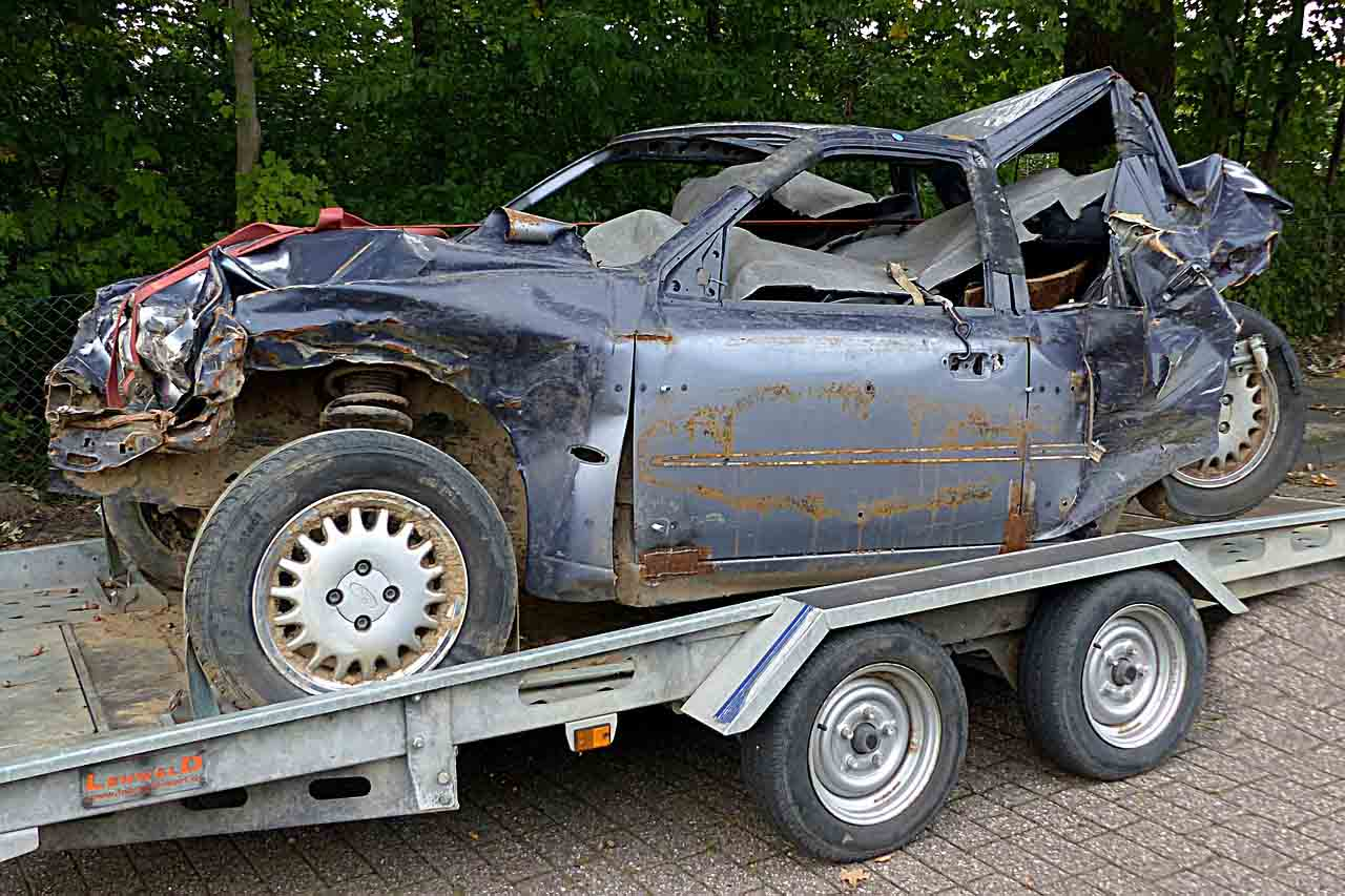 Car Wrecking Services for Car Removal