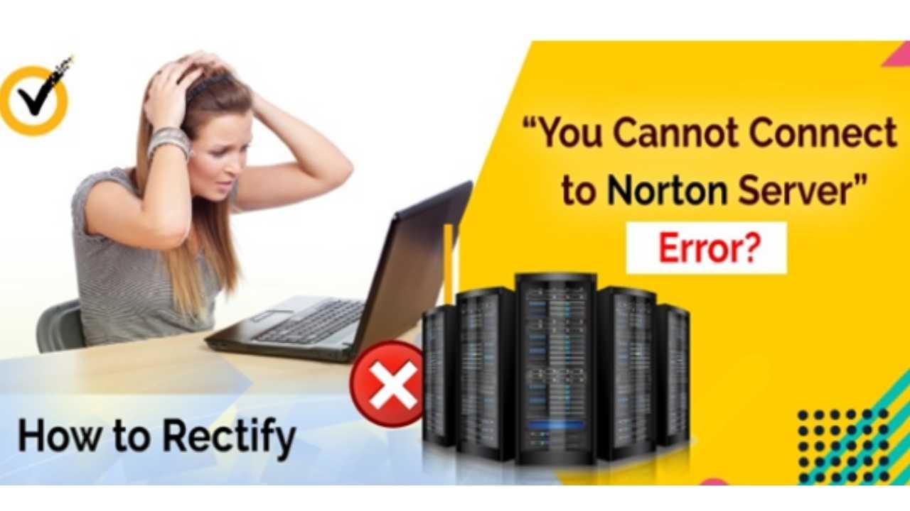 Norton Antivirus Server Error