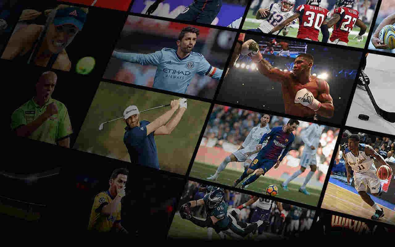 Online Sports Streaming