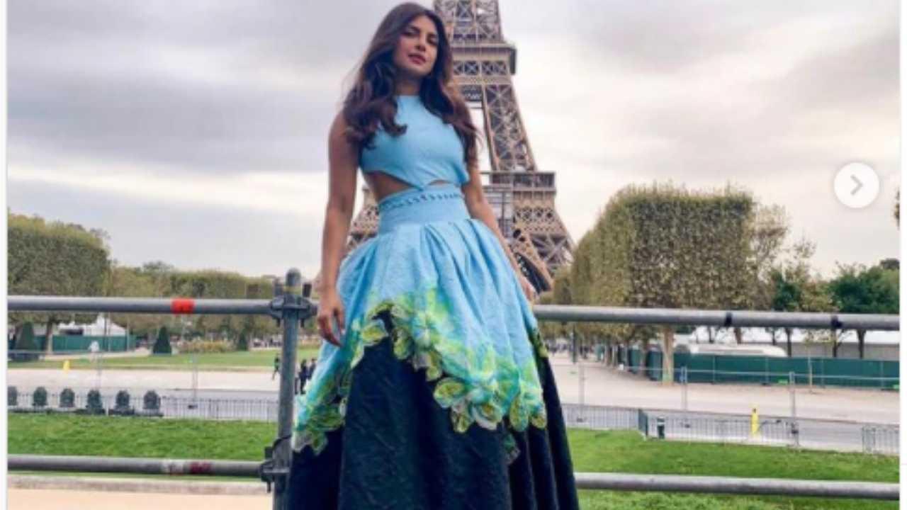 Priyanka Chopra at Global Citizen Live