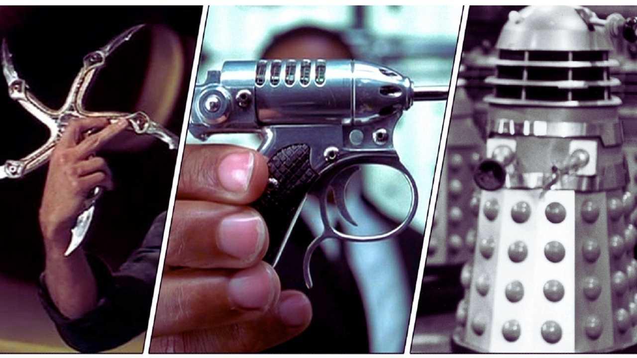 Strangest Movie Weapons