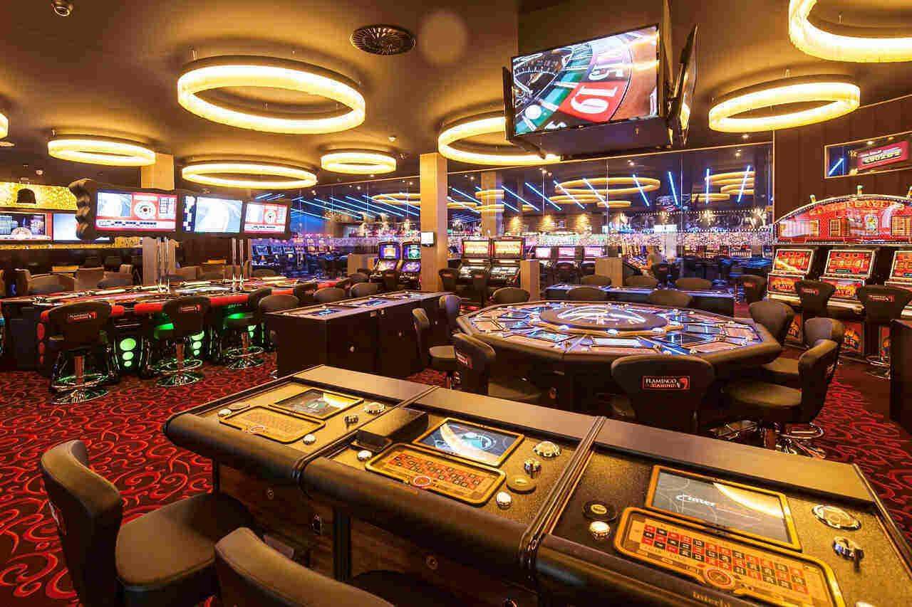 Casino Game Practice