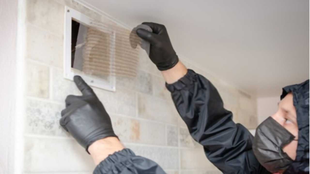 Cleaning Your Ductwork