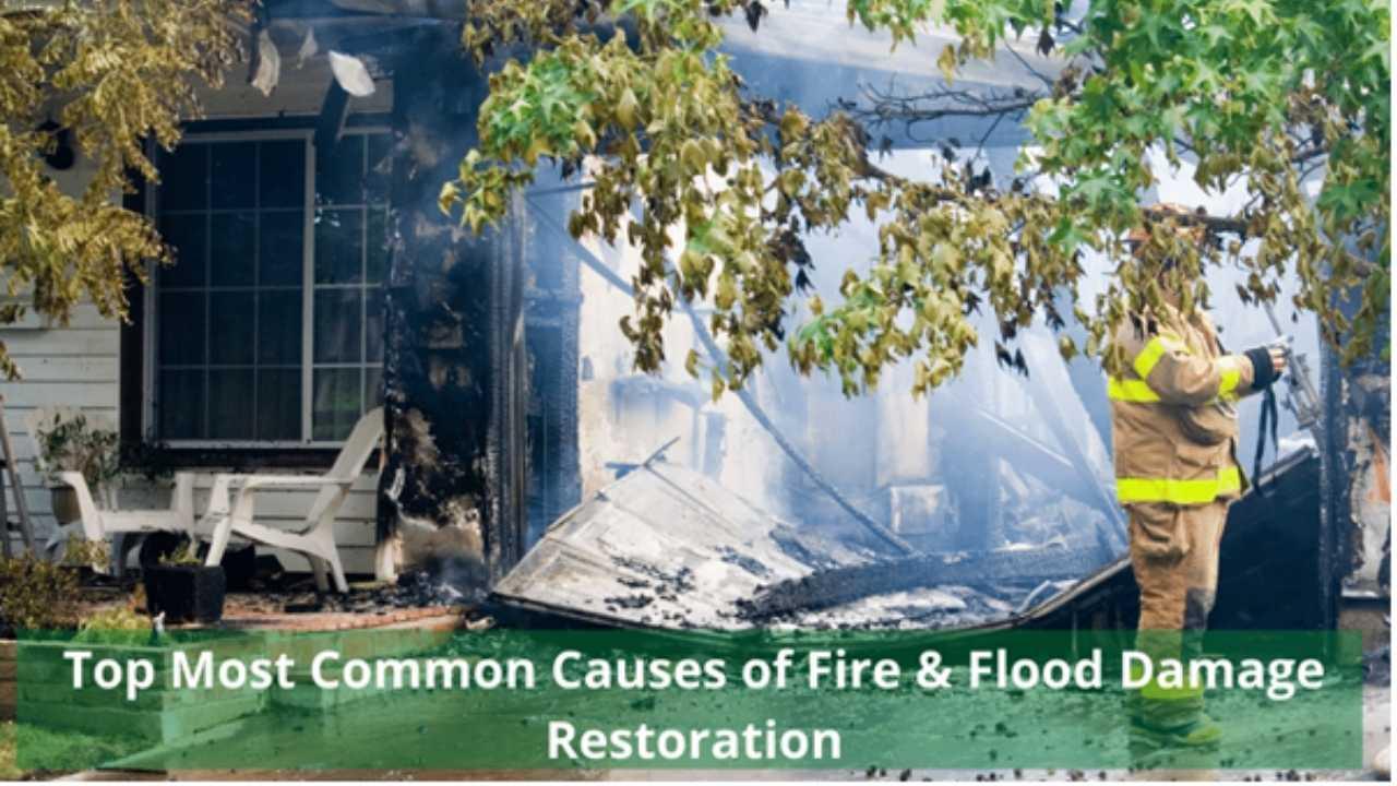 Fire & Flood Damage Restoration