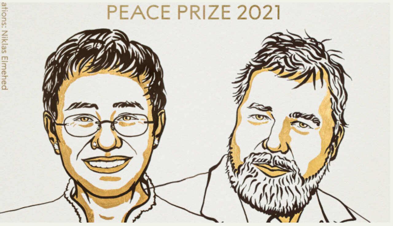 Nobel Peace Prize 2021