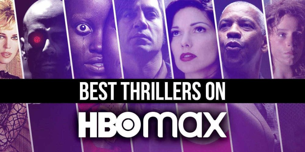 Thrillers on HBO Max
