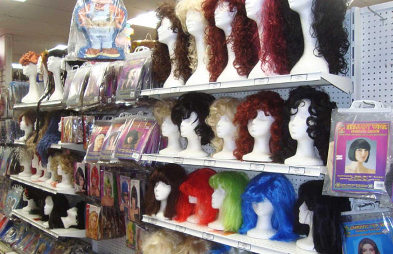 Halloween Wigs